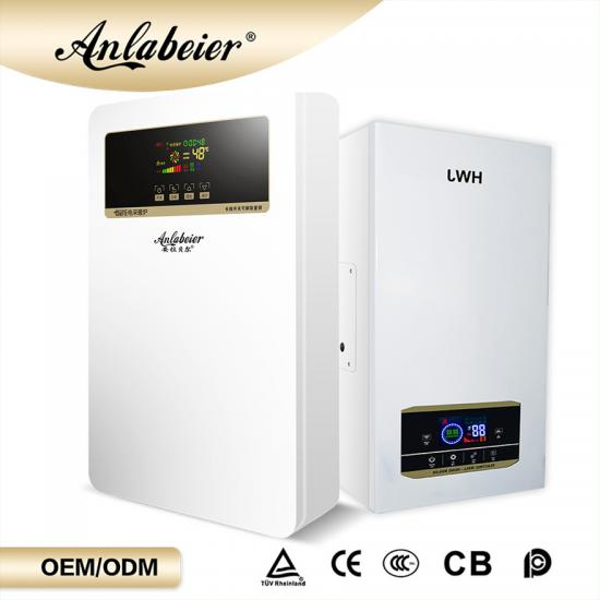 Electric central heating boiler