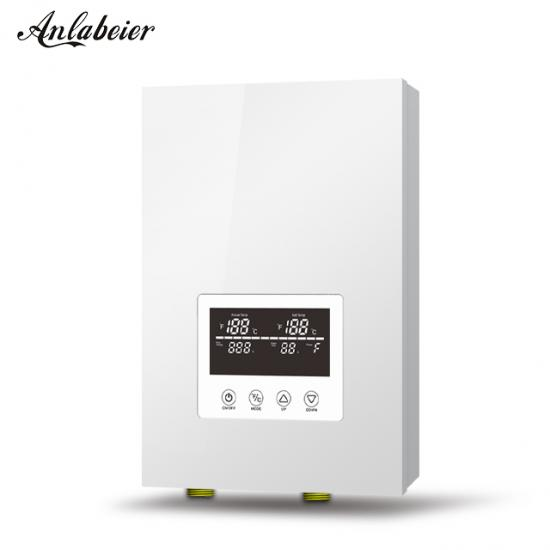 Multipoint electric water heater